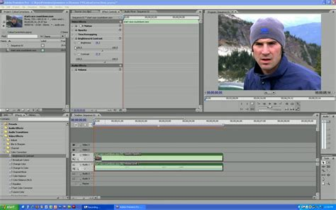 tutorial adobe premiere pro cs3 adobe premiere cs3 colour correction tutorial youtube