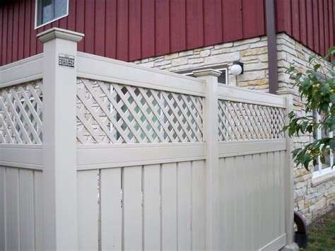 dynasty semi privacy fence gallery phillips fencing
