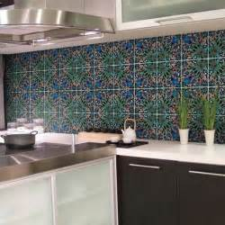 Design Of Tiles In Kitchen by Kitchen Tile Pics 11683