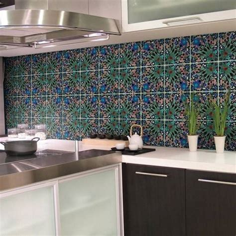 Wall Tile Designs For Kitchens Choosing Your Kitchen Tiles Ward Log Homes