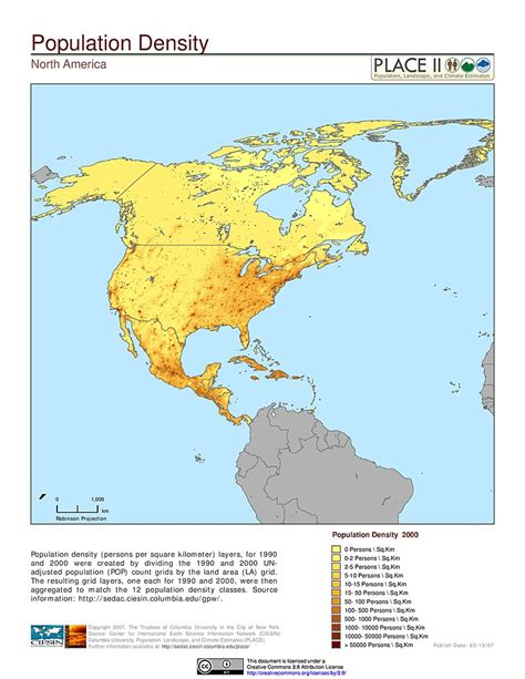 map of america population density maps 187 population landscape and climate estimates place