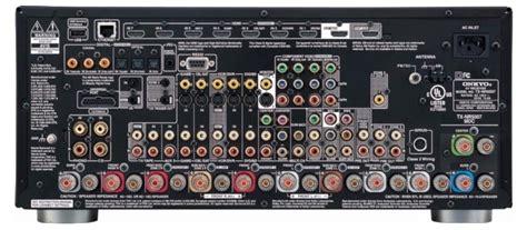 amazoncom onkyo tx nr  watts  channel av