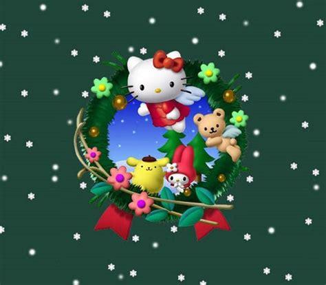 imagenes bonitas de navidad fondo de pantalla fondos de pantalla de hello kitty para la navidad 2013 2014