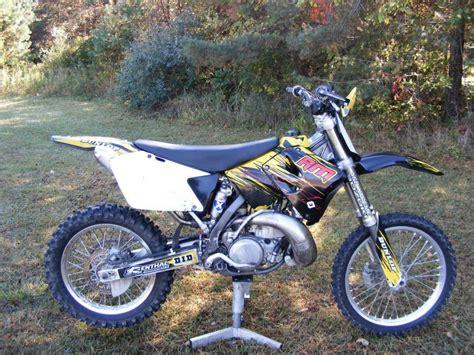2003 Suzuki Rm250 For Sale Buy 2004 Suzuki Rm205 Cr Kx Yz Ktm On 2040 Motos