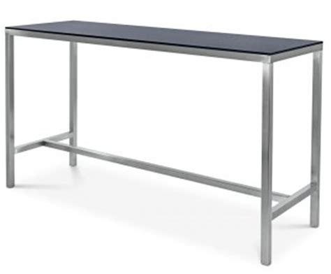 outdoor indoor bench for bar stainless highbar compact top base024 bench bar