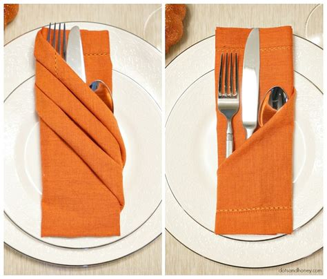Ways To Fold A Paper Napkin - how to fold silverware in paper napkins 28 images how