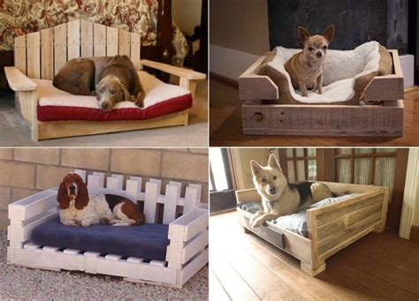 beds made out of pallets dog or pet bed made out of pallets emu ridge