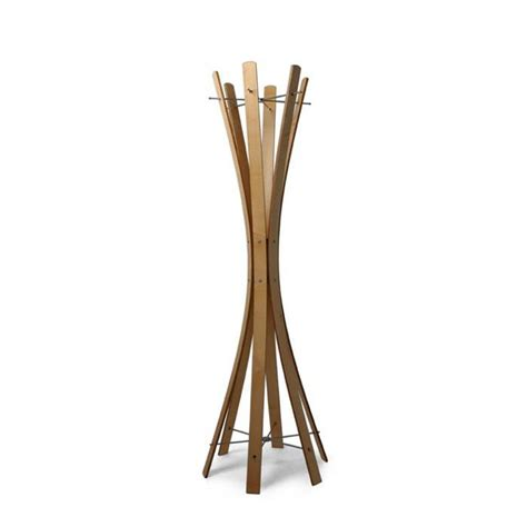 kapstok staand hout keilbach naomi hout staande kapstok wonova nl