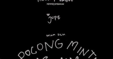 film pocong minta kawin ngomongin film indonesia pocong minta kawin 2011