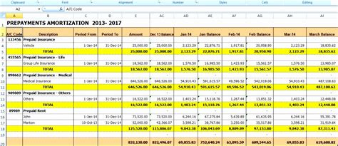 amortization formula excel template gallery of loan amortization schedule for excel 2013 or