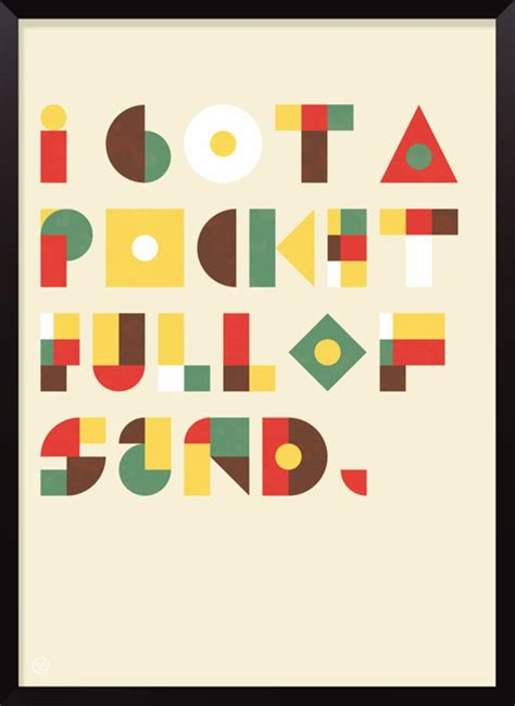 The Type Collective Typographic Poster Designs