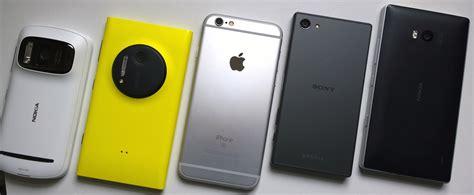 lumia 1020 vs compact adding the xperia z5 the nokia cameraphone classics 808