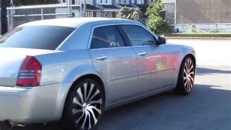 2005 chrysler 300 rims hillyard custom tire 2005 chrysler 300 hemi on