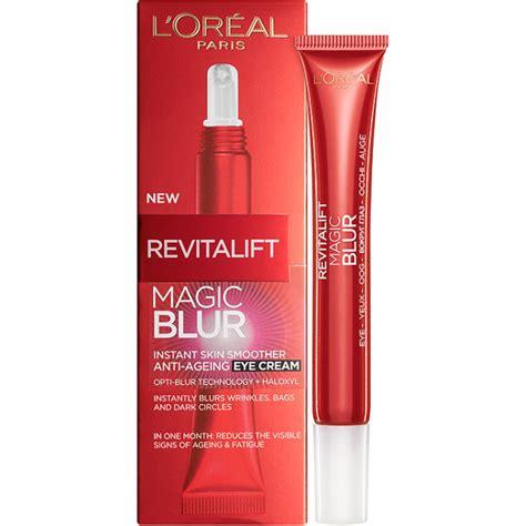 Loreal Instant White l oreal revitalift magic blur instant skin smoother anti ageing eye 15ml free