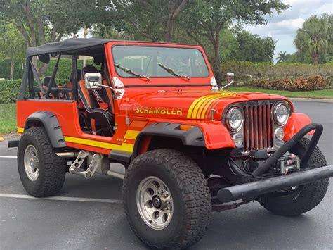 jeep scrambler cj  auto  sale  naples fl craigslist
