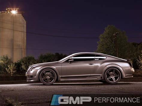bentley performance 2013 bentley continental gt by gmp performance review