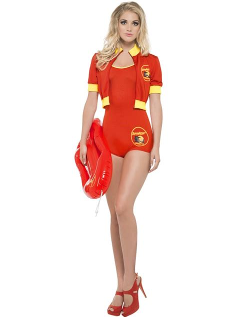 baywatch strandwacht kostuum