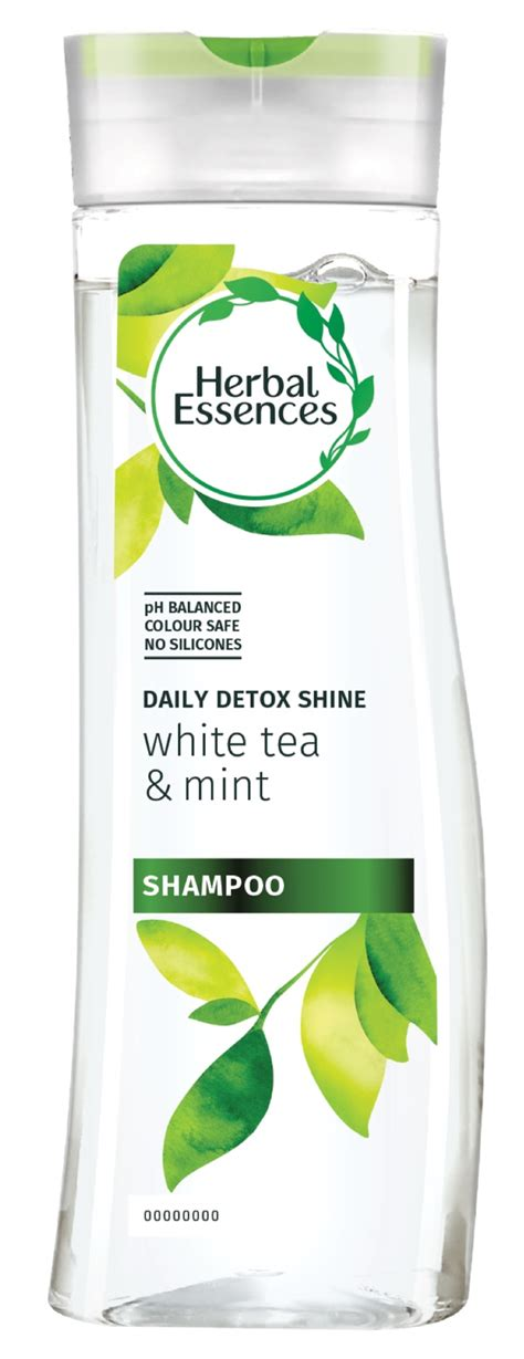 Detoxing Hair Fom Chemical Products by Herbal Essences Launches A Detoxing Collection For