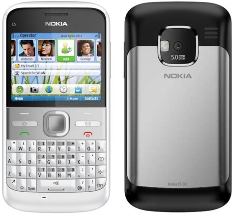 nokia keypad mobile with price nokia e5 qwerty keypad mobile feature price and