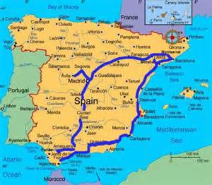 Ronda Spain Map by Pin Ronda Mapjpg On Pinterest