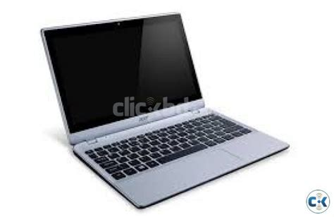 Monitor Netbook Acer acer aspire v5 122p touch screen netbook clickbd