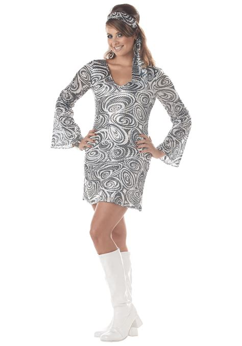 Disco Wardrobe by Plus Size Disco Dress Disco Costumes