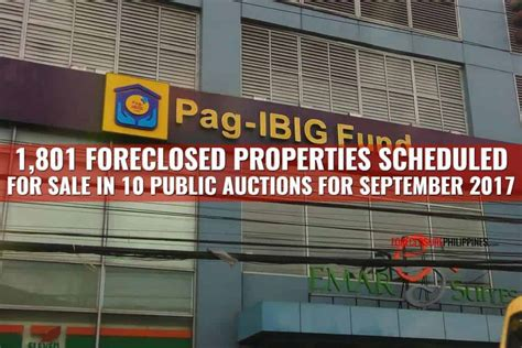 Pag Ibig Housing Loan Foreclosed 28 Images Pagibig Housing Loan Requirements Pag