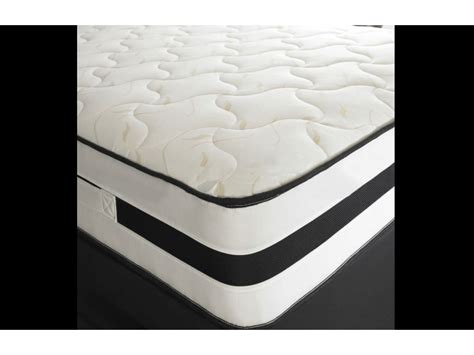 Memory Foam And Coil Mattresses by Recommended Airflow Coil Sprung Quilted Mattress With