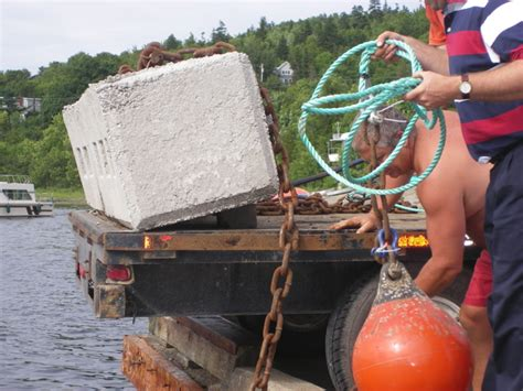 homemade boat buoy do it yourself mooring renforth boat club