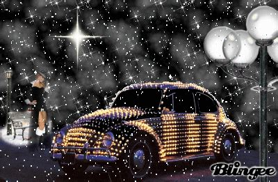 vw christmas picture  blingeecom