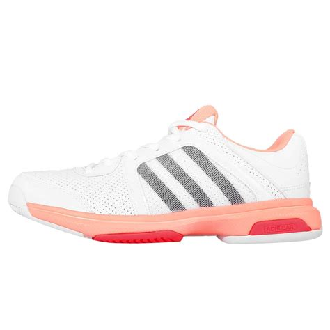 adidas barricade aspire str white orange womens tennis