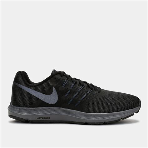 shop black nike run running shoe for mens by nike sss