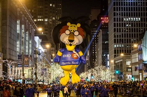 michigan ave lights festival the 25th annual bmo harris bank magnificent mile lights