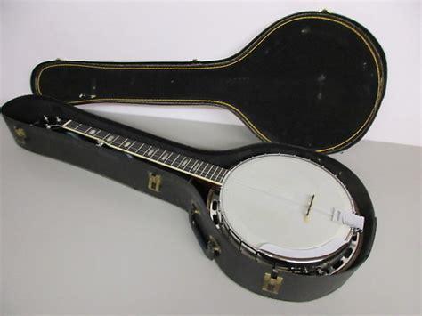 lotus 5 string banjo reverb