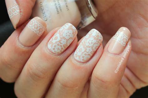 Wedding Manicure by Notd Wedding Manicure Ideas Polished Polyglot