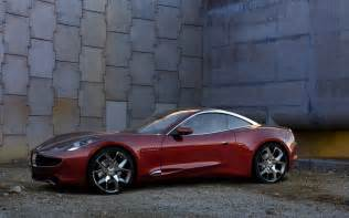 Electric Car Karma Fisker Karma Powered By Quantum Technologies Again