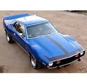 1973 AMC Javelin  Pictures CarGurus