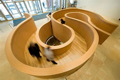 pin by marilyn parisot gairns on id interiors design frank gehry toronto art gallery id stairs pinterest
