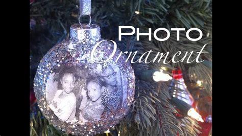 photo ornament christmas holiday gift nik
