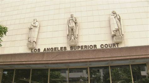 los angeles court house 177 los angeles superior court employees laid off abc7 com