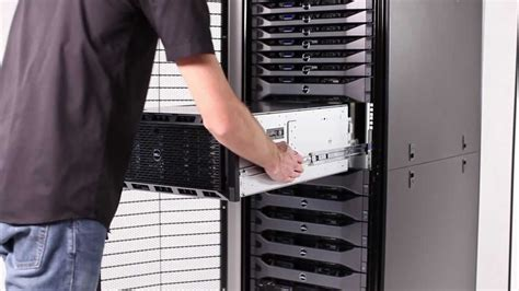 How To Install Rack Mount Server by Poweredge T620 Installation In Rack
