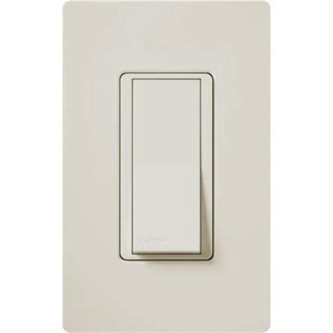 Paddle Light Switch by Lutron Claro 15 Single Pole Paddle Switch Light
