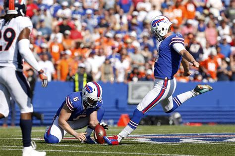 Kickers Buffalo stephen hauschka set buffalo bills team record for kickers