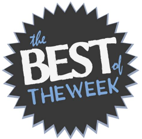 best this week best of the week branded content