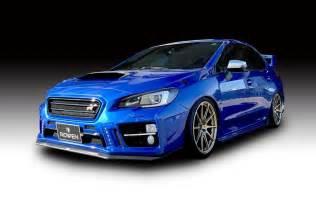 Subaru Sti Rally Rowen Turns Subaru Wrx Sti Into A Road Going Rally Car