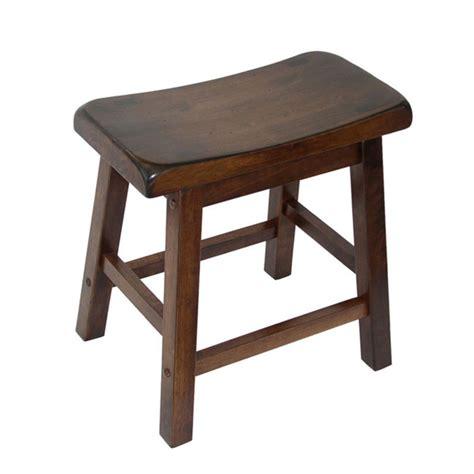 18 Saddle Seat Stool by Saddle Seat 18 Inch Walnut Barstools Set Of 2 Design