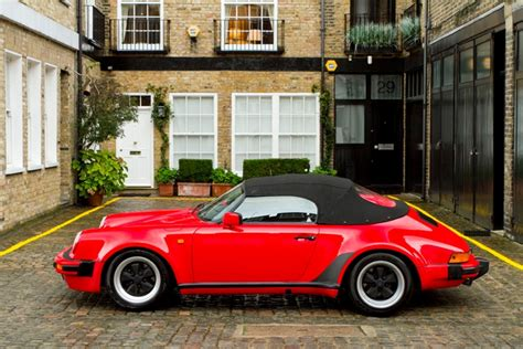 1989 porsche speedster for sale 1989 porsche 911 speedster 1 6speedonline