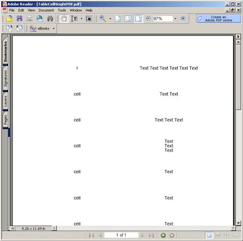 Table Cell Css by Cfg80211 Bitrate Mask How To Increase Cell Height In Excel