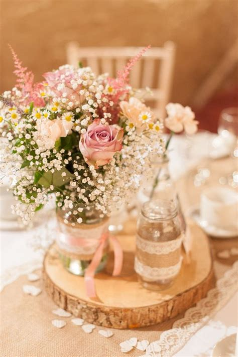 wood centerpieces for tables wooden slab for wedding centerpiece ideas