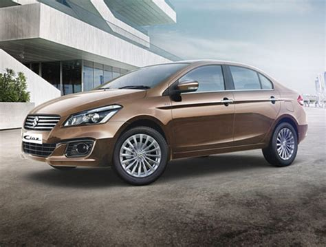 maruti ciaz to take on honda city hyundai verna
